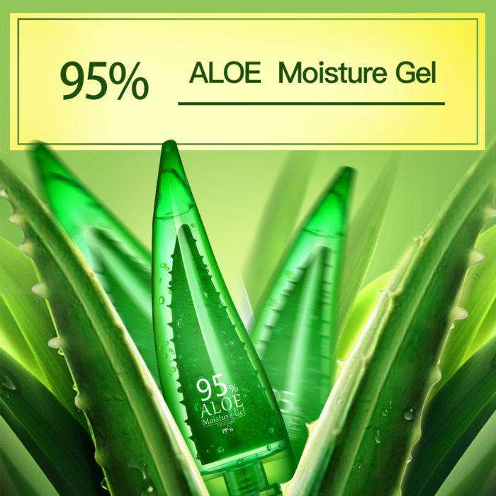 Aloe Vera Gel For Face Skin Care