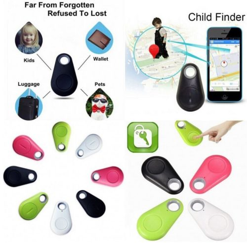 GPS Tracker for Kids Anti-Lost Alarm