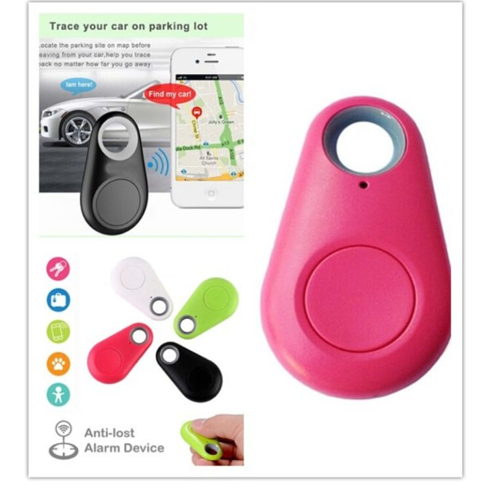 GPS Tracker for Kids Anti-Lost Alarm