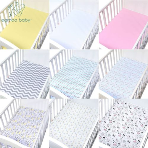 Crib Bedding Baby Essential Sheets