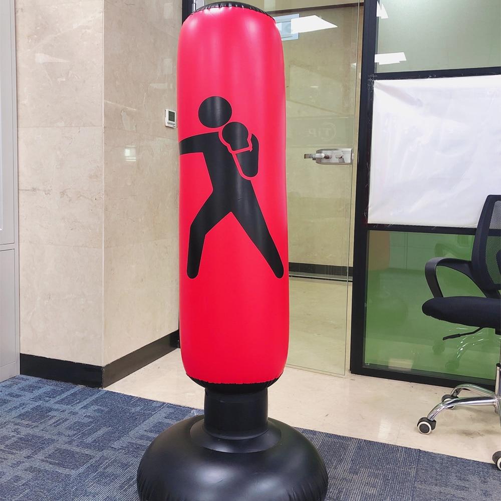 Punching Bag Stand Tumbler Type Life