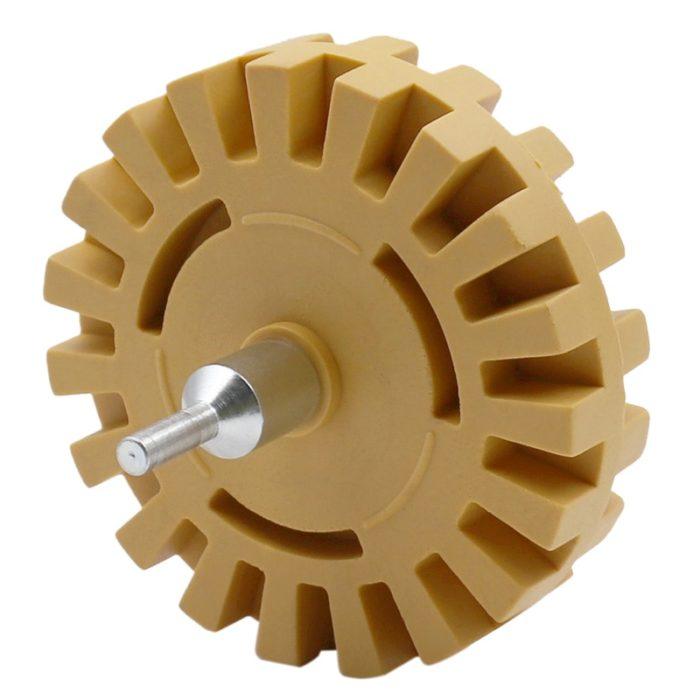 Degumming Polishing Tool Pneumatic Disc