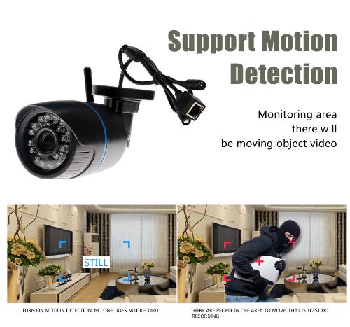 Outdoor Surveillance Cameras Wifi CCTV