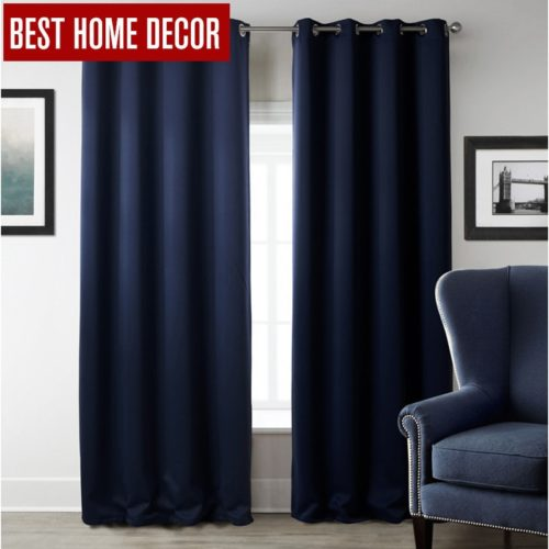 Blockout Curtains Home Improvement
