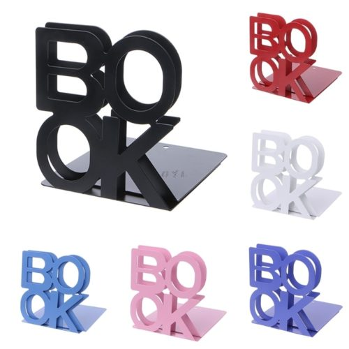 Bookends Metal Books Stand