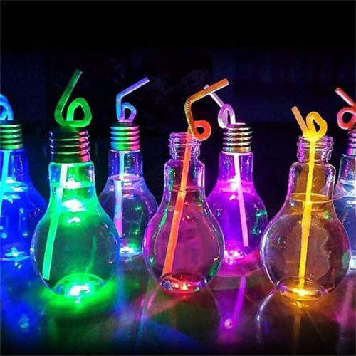 Bottle Lights Drinking Bottles