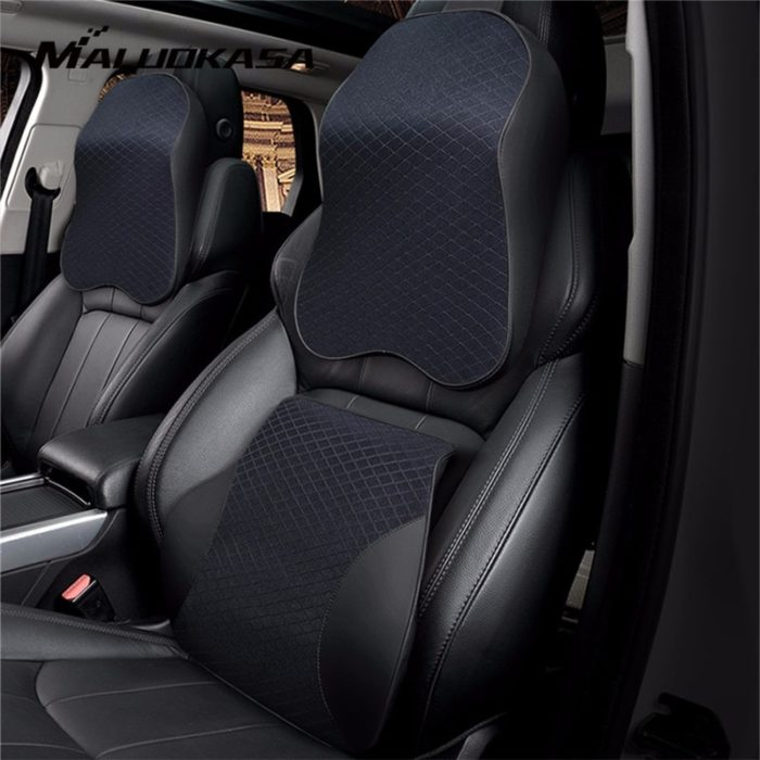 Car Seat Back Support Interior Accessories