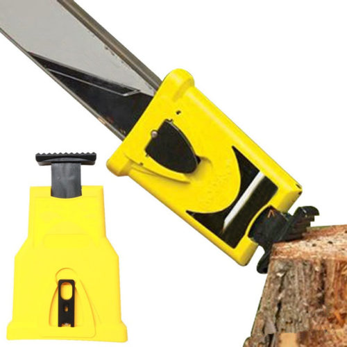 Chainsaw Chain Sharpener Stone Grinder
