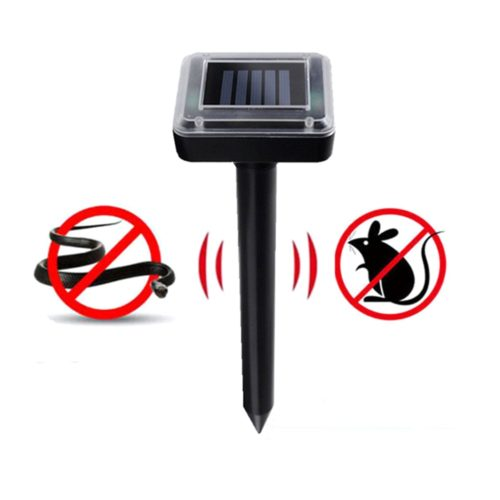 Mouse Repellent Solar Pest Repeller