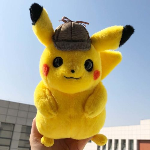 Pikachu Plush Pokemon Stuffed Toy