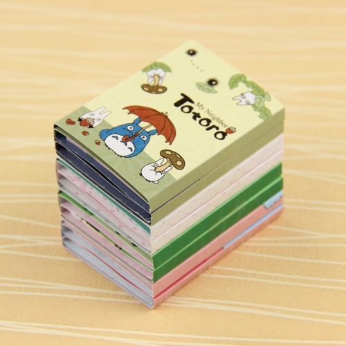 Sticky Notes Folding Memo Notepads
