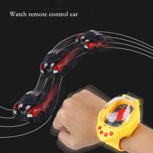 Toy Car Remote Control Watch