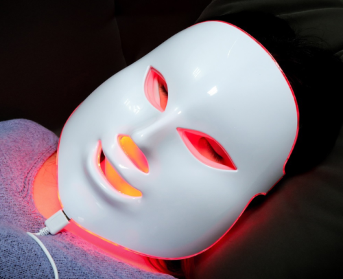 Light Therapy Mask Skincare Mask