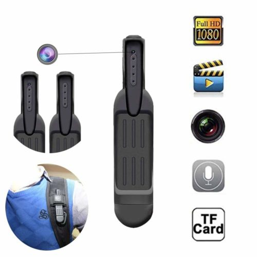 Wireless Spy Camera Rechargeable Device