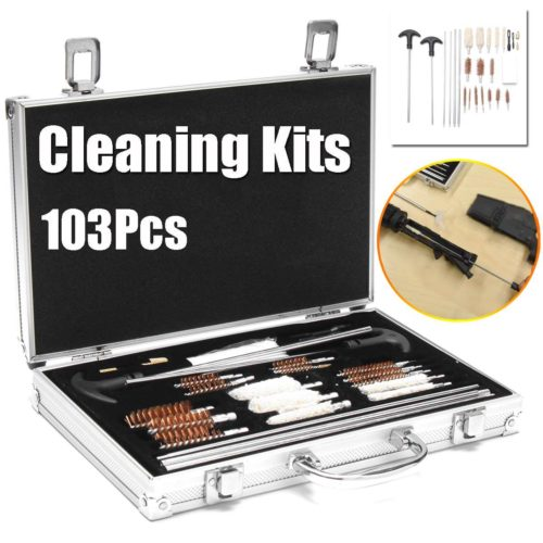 Gun Cleaning Kit 103PC Set