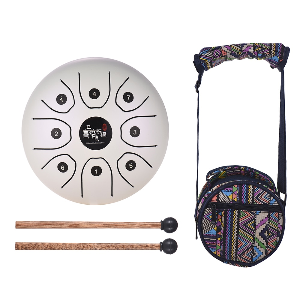 Image result for Handpan Drum C-Key Musical Instrument