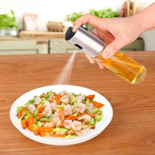 Oil Spray Bottle Kitchen Tool
