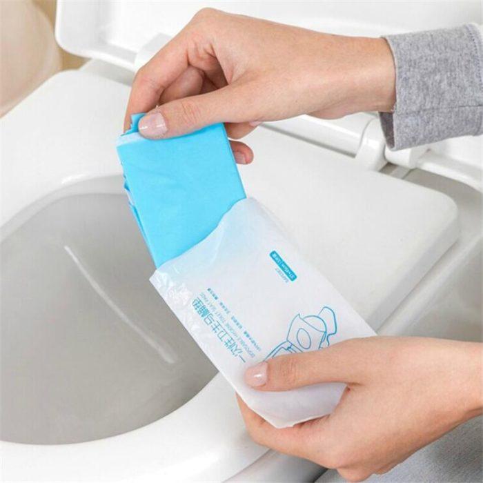 Disposable Toilet Seat Covers 10PC Set