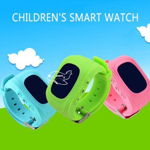 Smart Watch For Kids GPS Tracker