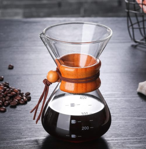 Pour Over Coffee Maker Kitchen Tool