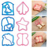 Sandwich Cutters Shapes/Animals Design