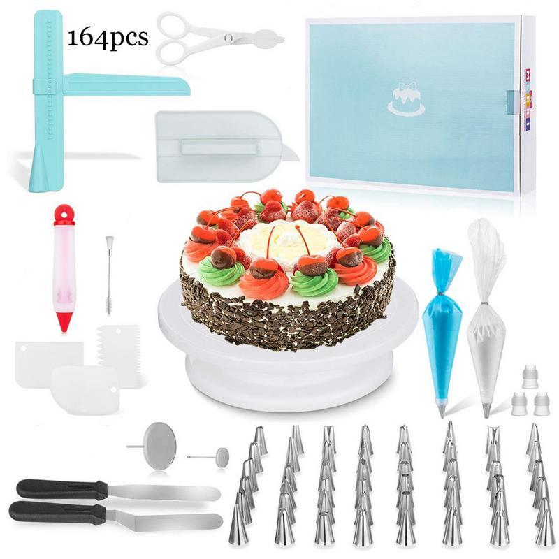 Cake Decorating Kit Pastry Set