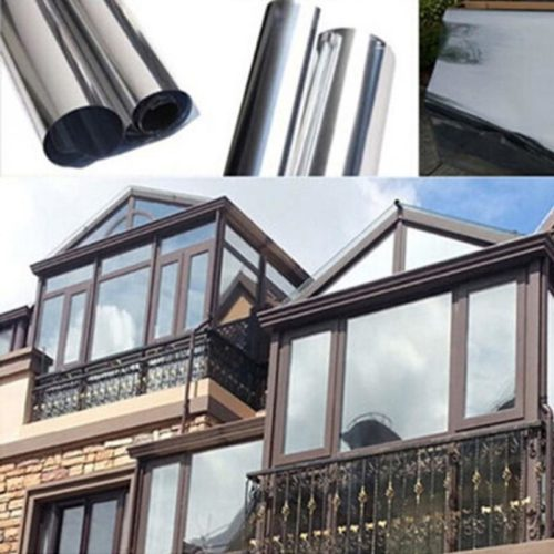Mirror Window Film Self-Adhesive