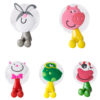 Suction Cup Hooks Toothbrush Holder