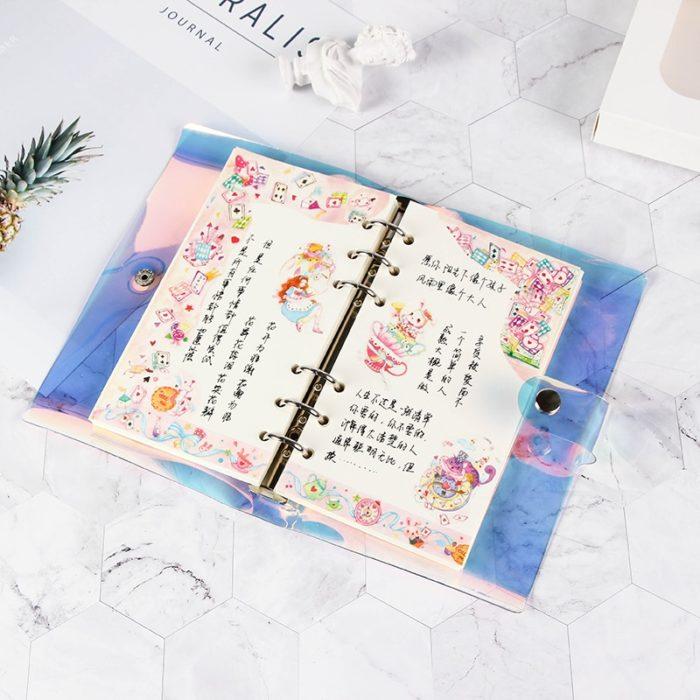 Daily Planner Notebook Binder