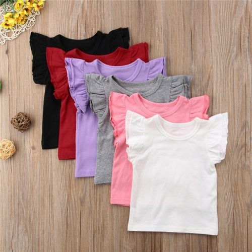 Tops for Girls Casual Wear