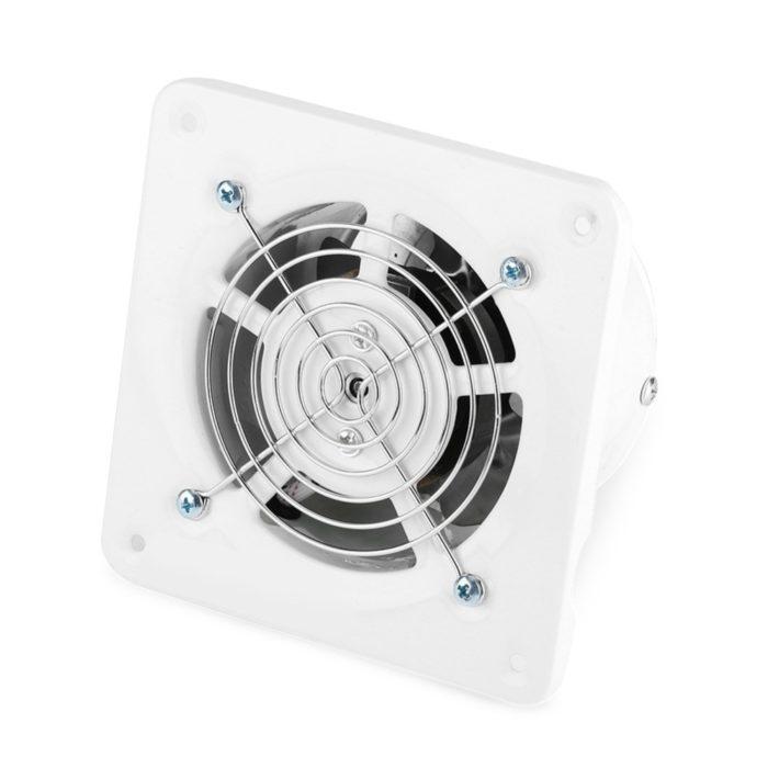 Extractor Fan Wall-Mounted Ventilator