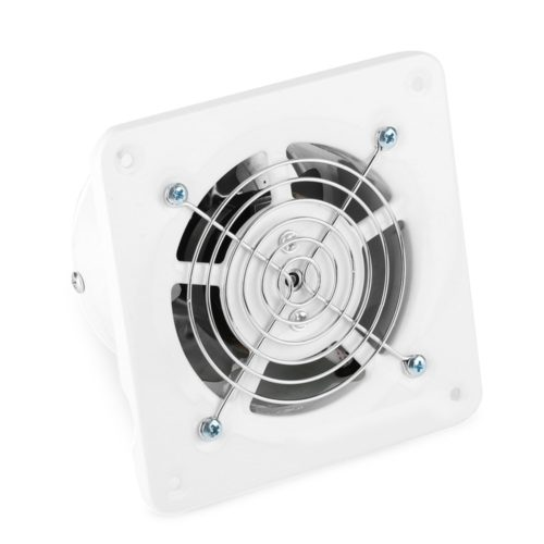 Extractor Fan Wall-Mounted Ventilator