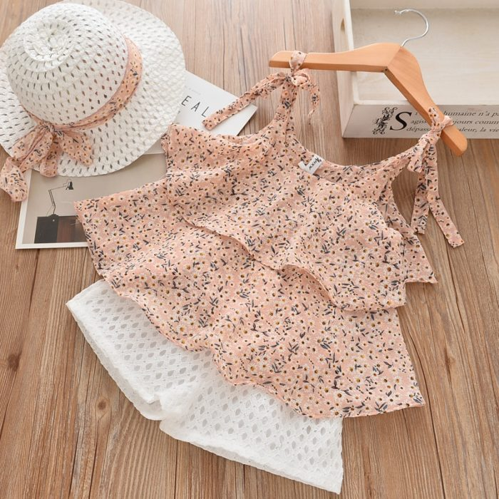Kids Summer Clothes Stylish Apparel