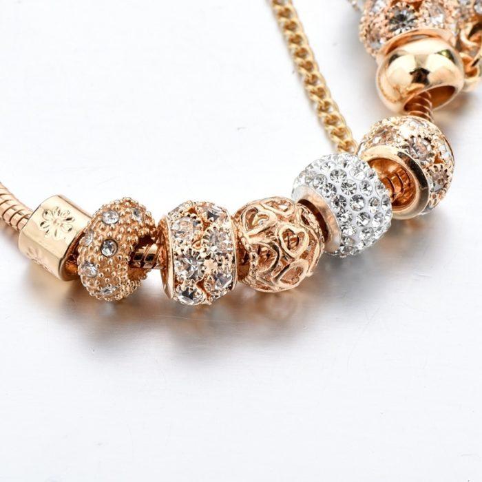Charm Bracelets For Women Luxurious Jewelry