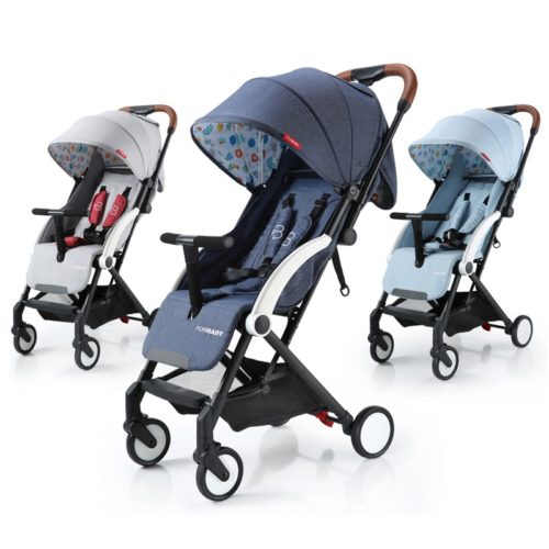 Baby Strollers Foldable Travel Trolley