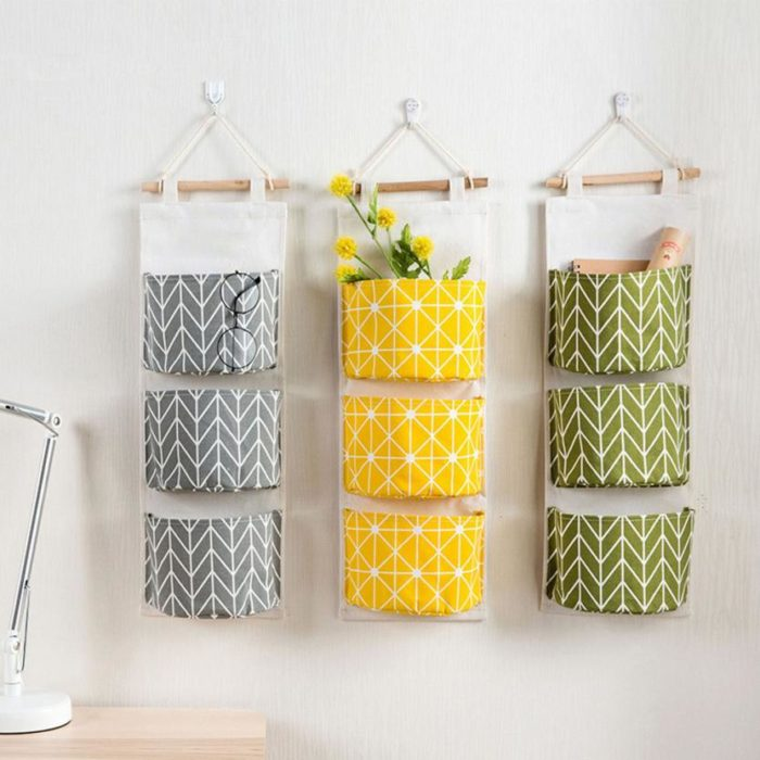 Mail Organizer Hanging 3-Layer