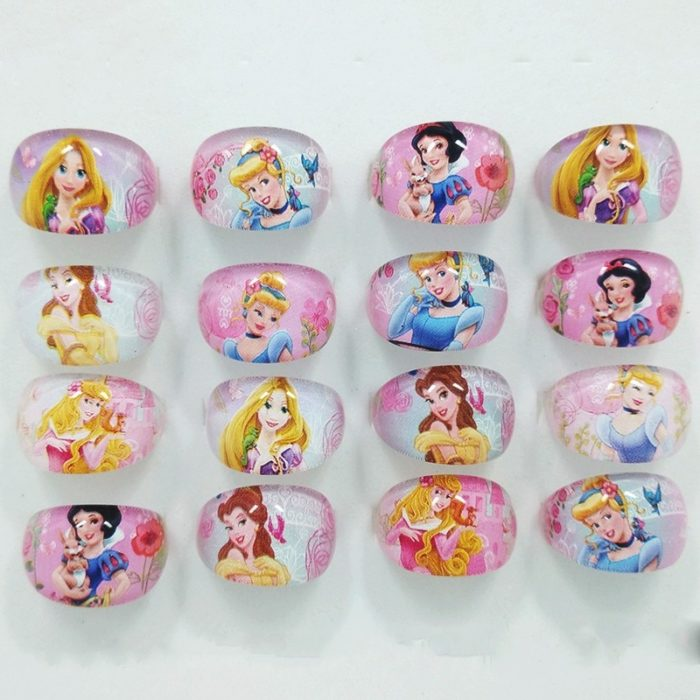 Rings for Girls Disney Princesses