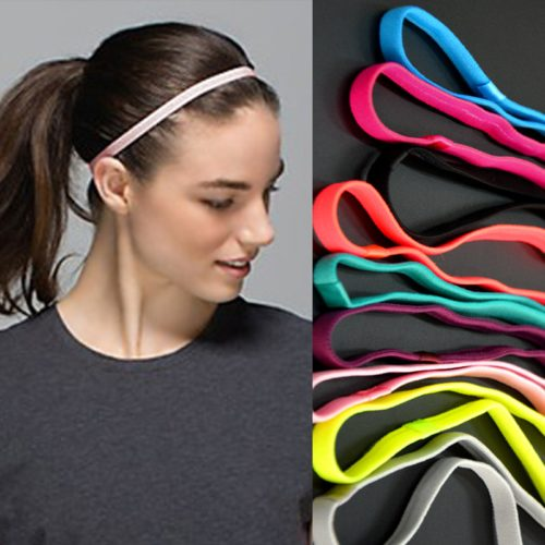 Sweatband Exercise Accessories