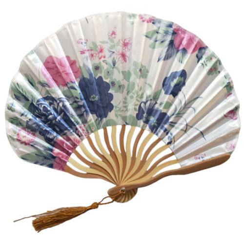 Hand Fan Folding Bamboo Fan