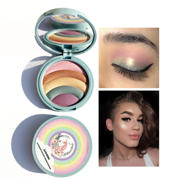 Glow Kit Rainbow Face Highlighter