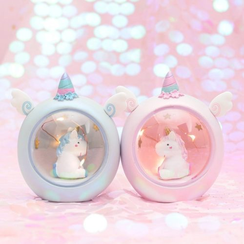 Unicorn Night Light LED Bedside Lamp