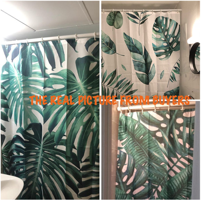 Beach House Decor Shower Curtain
