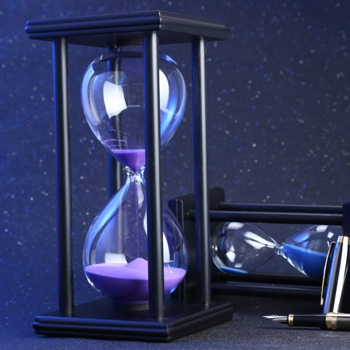 Sand Timer Functional Home Decor