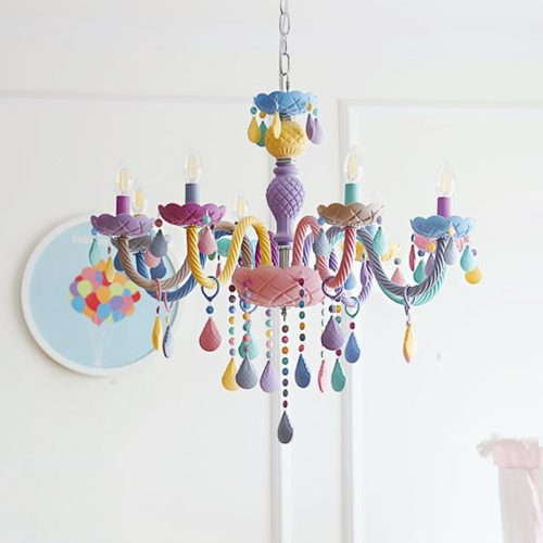Bedroom Ceiling Lights Macaroon Luminaire