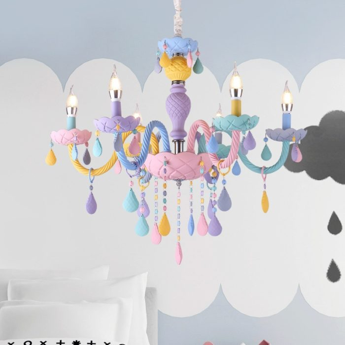 Bedroom Ceiling Lights Macaroon Luminaire