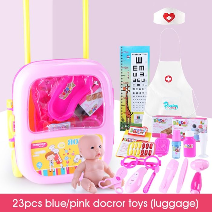 Doctor Toys Kids Pretend Play