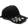 Baseball Hats For Women Flower Cap
