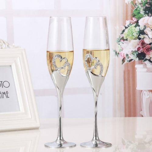 Wedding Glasses 200 ml Capacity