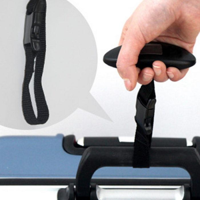 Digital Luggage Scale Handheld Device