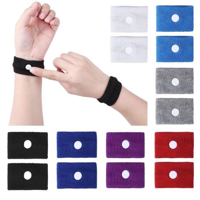Motion Sickness Bands 2PC Wristband